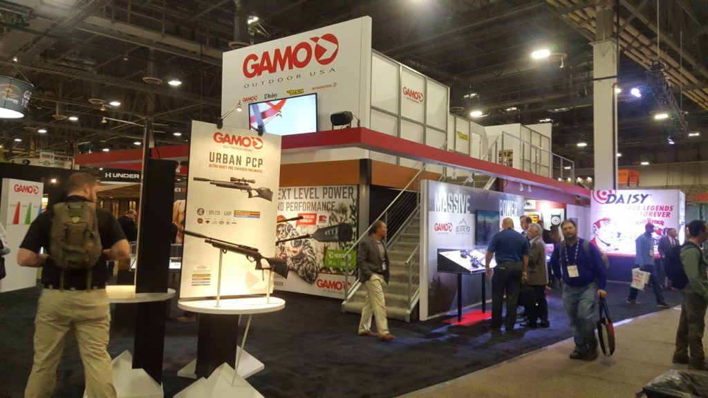 GAMO TRAVELS TO LAS VEGAS TO PRESENT ITS LATEST RELEASES